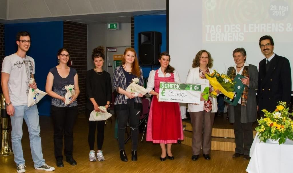 teaching award 2016 news boku