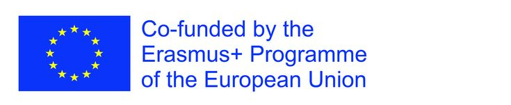 EU-Logo Co-funded by the Erasmus+ Programme of the European Union