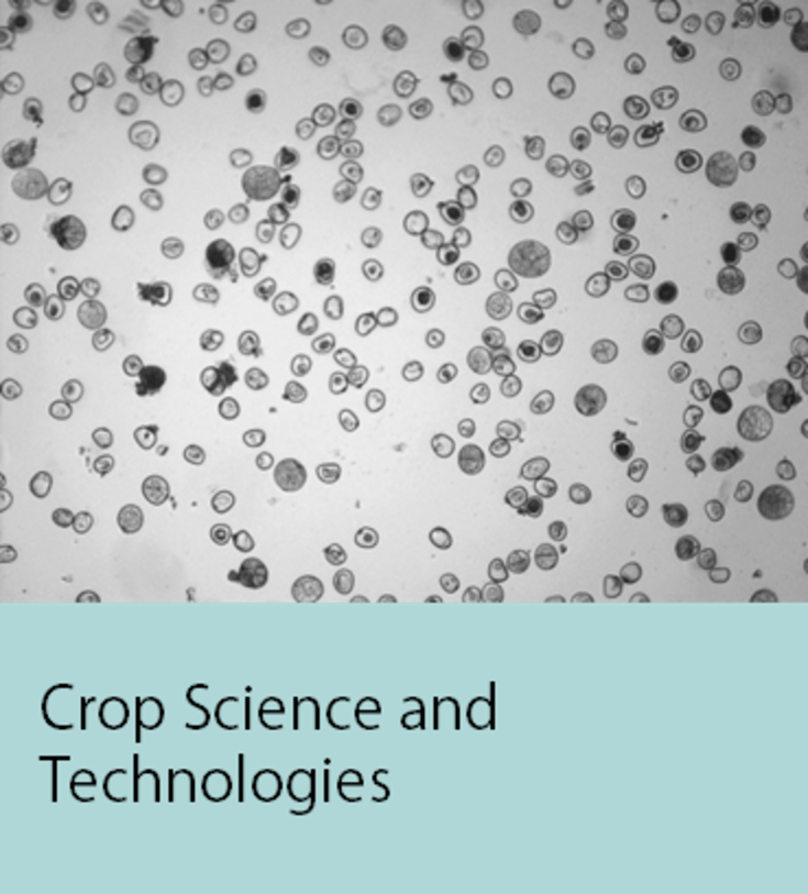 Crop Science and Technologies