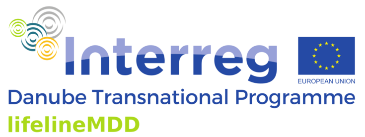 [Translate to English:] Interreg Danube Project lifelineMDD