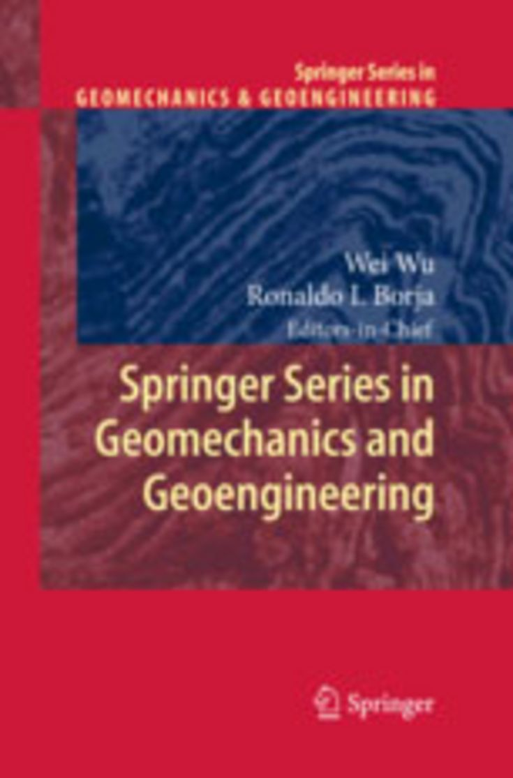 Springer Series in Geomechanics and Geoengineering